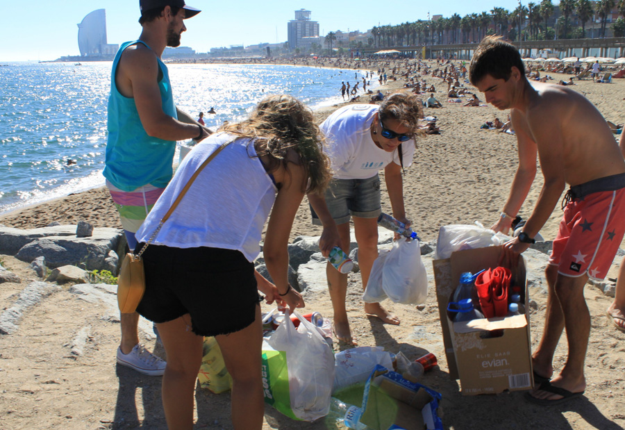 Authenticitys to release new summer Experience: Paddle Surf the Beach Clean
