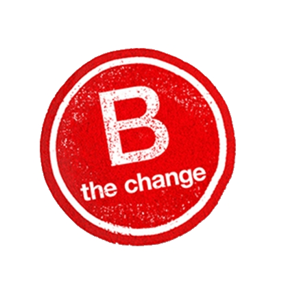 We're proud to be a Certified B Corporation®.