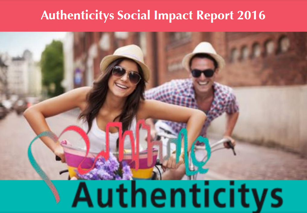 The Authenticitys Social Impact Report 2016