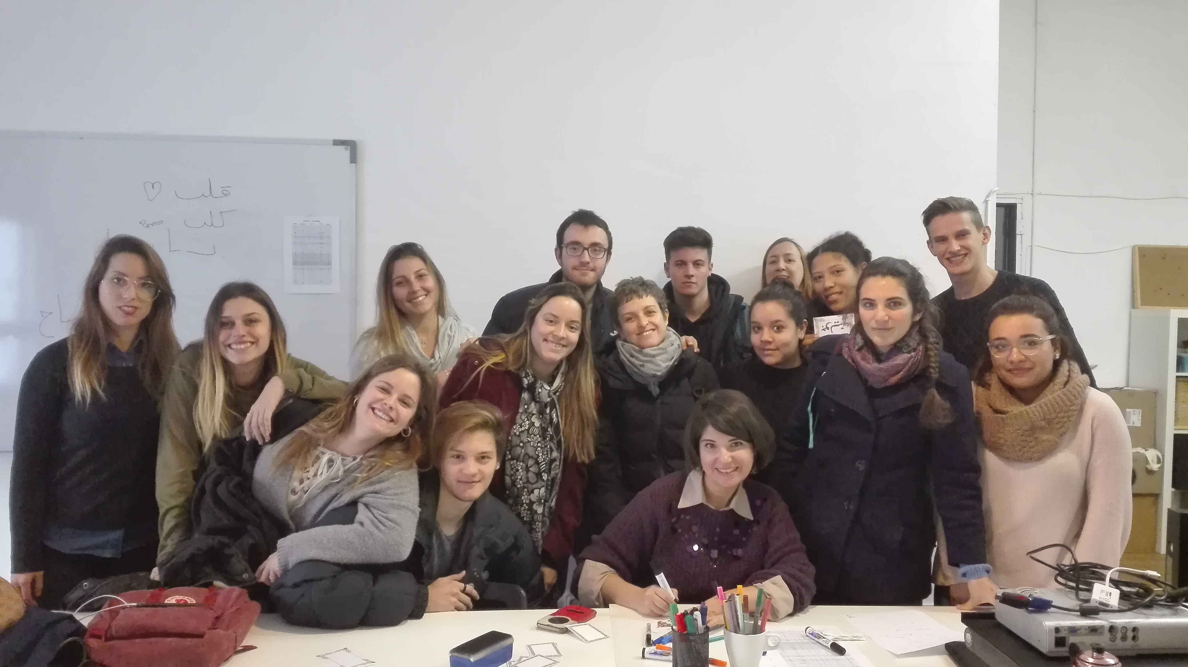 Social impact experience: learning from refugee teachers